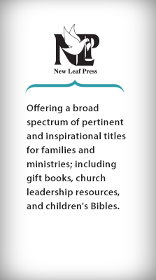 Offering a broad spectrum of pertinent and inspirational titles for families and ministries; including gift books, church leadership resources, and children's Bibles. - New Leaf Press